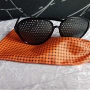 lunettes à trous